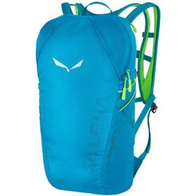SALEWA Ultra Train 18 Backpack blue danube